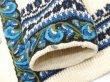 画像10: ノルウェー製 70s ビンテージ Nordostrikk チロリアン ノルディック カーディガン  ニット セーター   (10)